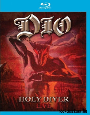 Dio - Holy Diver - Live (Blu-ray)