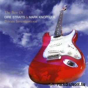 Dire Straits and Mark Knopfler - The Best of - Private Investigations 2LP