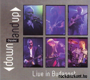 Djabe - Down And Up - Live in Budapest DVD