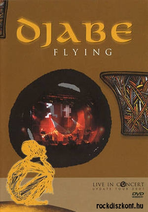 Djabe - Flying - Live in Concert - Update Tour 2001 - DVD