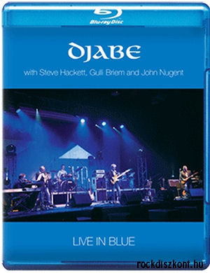 Djabe - Live in Blue BD (Blu-ray Disc)