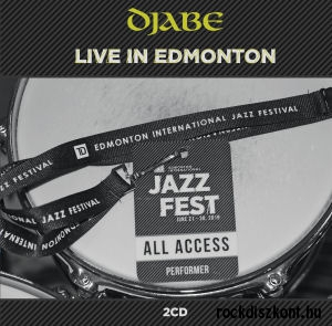 Djabe - Live in Edmonton 2CD