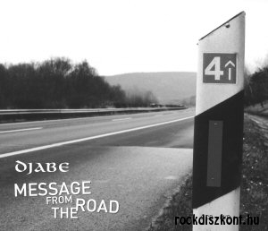 Djabe - Message From The Road CD+DD (DualDisc)