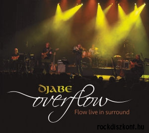 Djabe - Overflow (Flow Live in Surround) CD+DVD