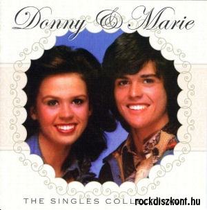 Donny & Marie Osmond - The Singles Collection CD