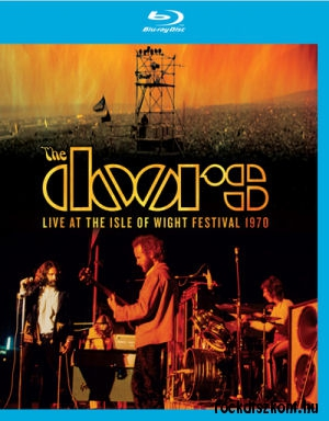 The Doors - Live at The Isle of Wight 1970 - Blu-ray