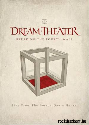 Dream Theater - Breaking the Fourth Wall - Live from the Boston Opera House BD (Blu-ray Disc)