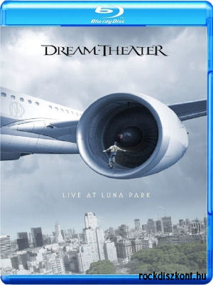 Dream Theater - Live at Luna Park BD (Blu-ray Disc)