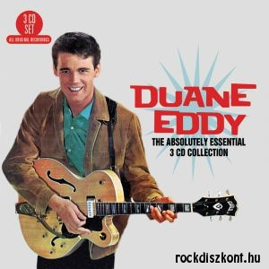 Duane Eddy - The Absolutely Essential 3CD Collection