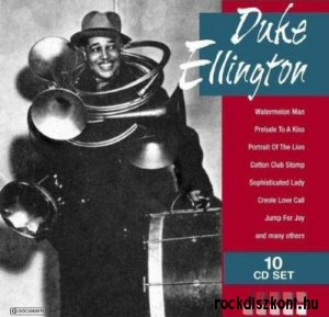 Duke Ellington - Watermelon Man (Box Set) 10 CD