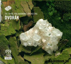 Antonín Dvorak - Symphony No 8 - Serenade For Strings SACD