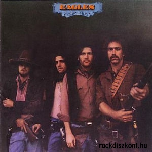 Eagles - Desperado CD