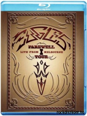 Eagles - Farewell 1 Tour - Live From Melbourne BD (Blu-ray Disc)