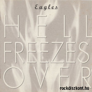Eagles - Hell Freezes Over CD