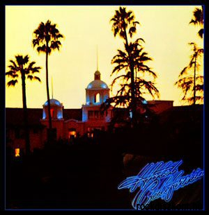 Eagles - Hotel California CD