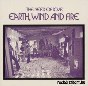 Earth, Wind & Fire - The Need of Love (180 gram Vinyl) LP