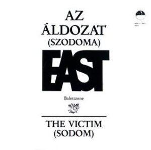 East - Az Áldozat (Szodoma) CD