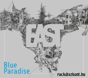 East - Blue Paradise CD