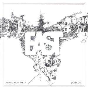 East - Játékok CD