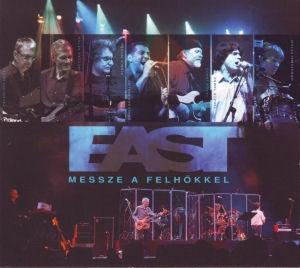 East - Messze a felhőkkel - Életműkoncert - Pécsi Kodály Központ 2CD