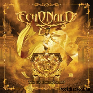 Echonald - Tíz év Echonald CD