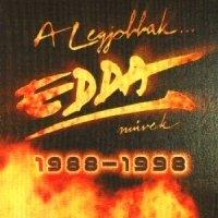Edda Művek - A legjobbak 1988-1998 (Edda 22) CD