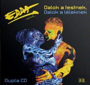 Edda Művek - Dalok a testnek, Dalok a léleknek 2CD