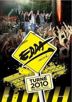 Edda Művek - Turné 2010 - 30 év együtt veletek DVD