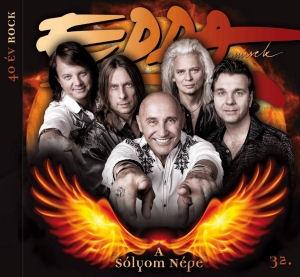 Edda Művek - A Sólyom Népe (Edda 32) 40 év Rock CD