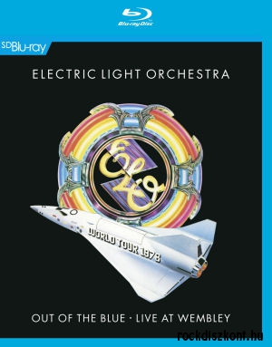 Electric Light Orchestra - Out Of The Blue - Live At Wembley (Blu-ray)