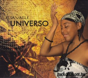 Elsa Vallé - Universo CD