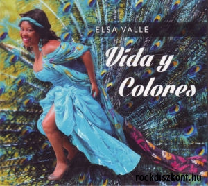 Elsa Vallé - Vida y Colores CD