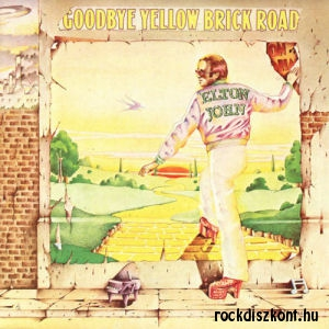 Elton John - Goodbye Yellow Brick Road CD