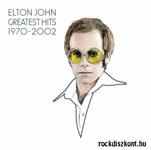 Elton John - Greatest Hits 1970–2002 - 2CD