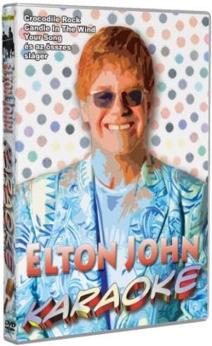 Elton John - Karaoke DVD