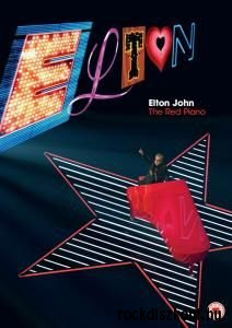 Elton John - The Red Piano 2DVD