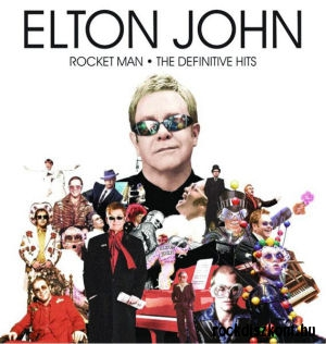 Elton John - Rocket Man: The Definitive Hits CD