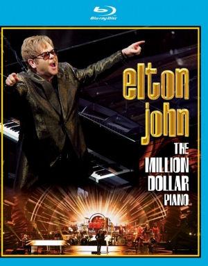 Elton John - The Million Dollar Piano Blu-ray