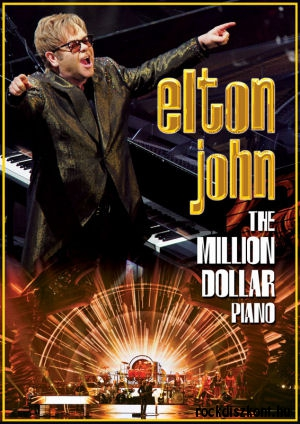Elton John - The Million Dollar Piano DVD