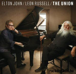 Elton John - Leon Russell - The Union CD