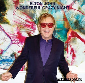 Elton John - Wonderful Crazy Night CD
