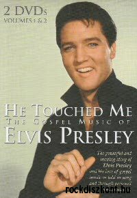 Elvis Presley - He Touched Me - The Gospel Music 2 DVD