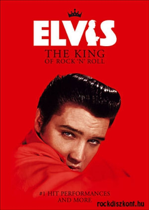 Elvis Presley - The King Of Rock 'N' Roll - 1 Hit Performances and More DVD