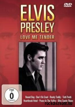 Elvis Presley - Love Me Tender DVD