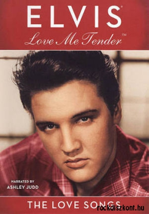 Elvis Presley - Love Me Tender: The Love Songs DVD