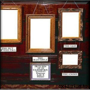 Emerson, Lake & Palmer - Pictures at an Exhibition (180 gram Vinyl) LP
