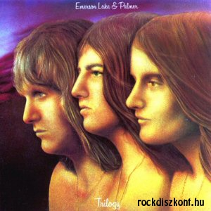 Emerson, Lake & Palmer - Trilogy (180 gram Vinyl) LP