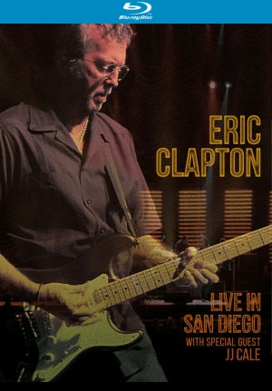 Eric Clapton - Live in San Diego (with special guest JJ Cale) Blu-ray