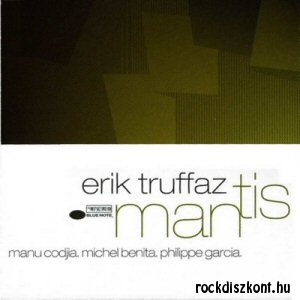 Erik Truffaz - Mantis CD