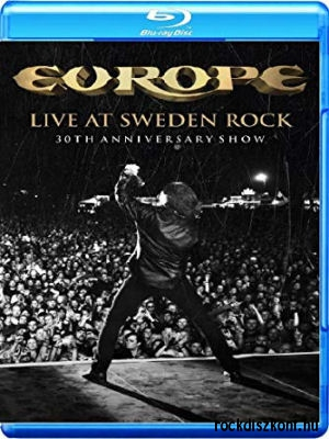 Europe - Live At Sweden Rock (30th Anniversary Show) Blu-ray